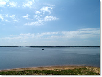 Plum Point at Enid Lake, Mississippi